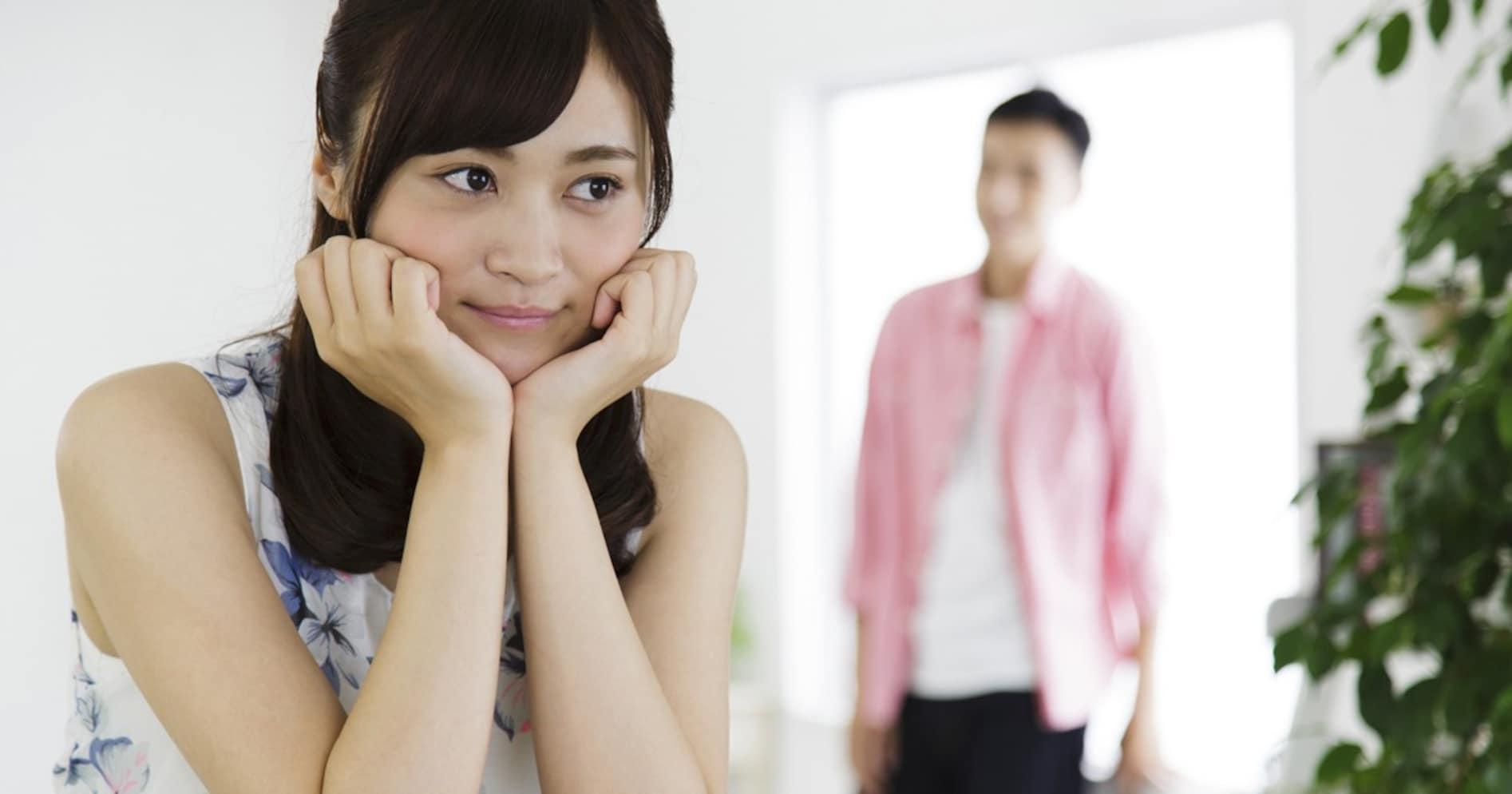 「名前を呼んでくれない彼氏を持つ女性」に対するアドバイス