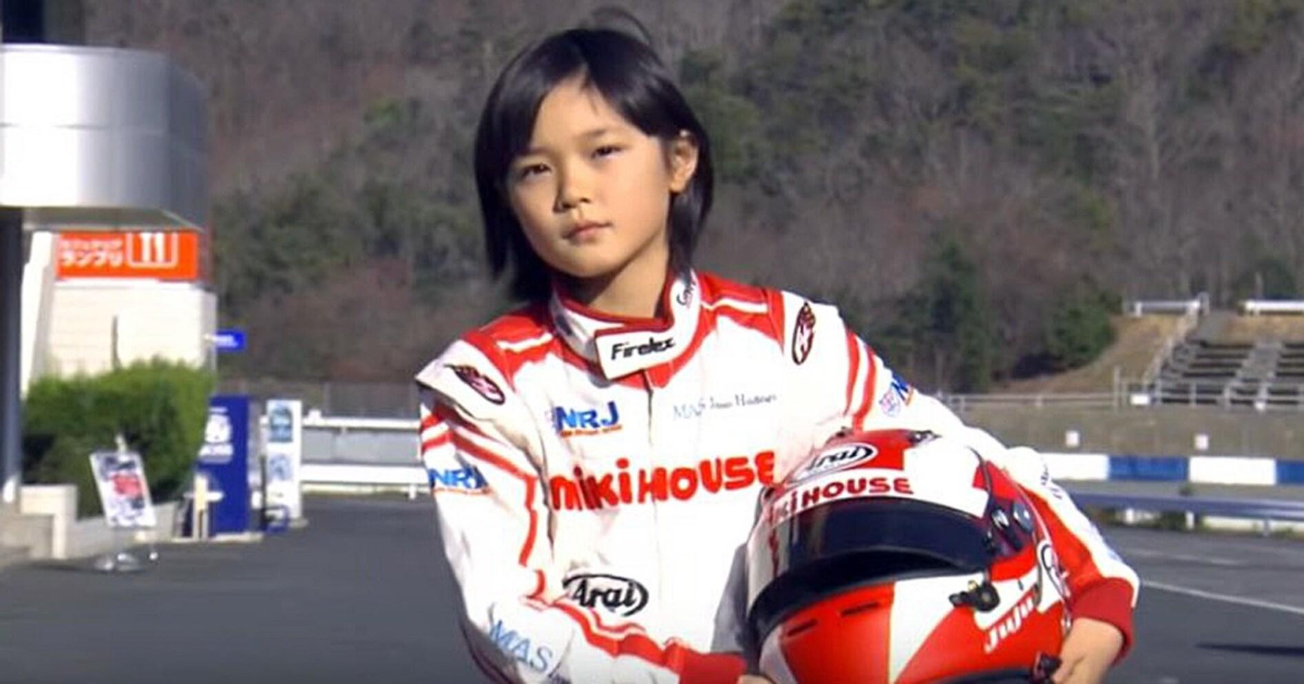 11歳のF4レーサーJujuだけじゃない。サーキットで戦う女性レーサーは意外に多い