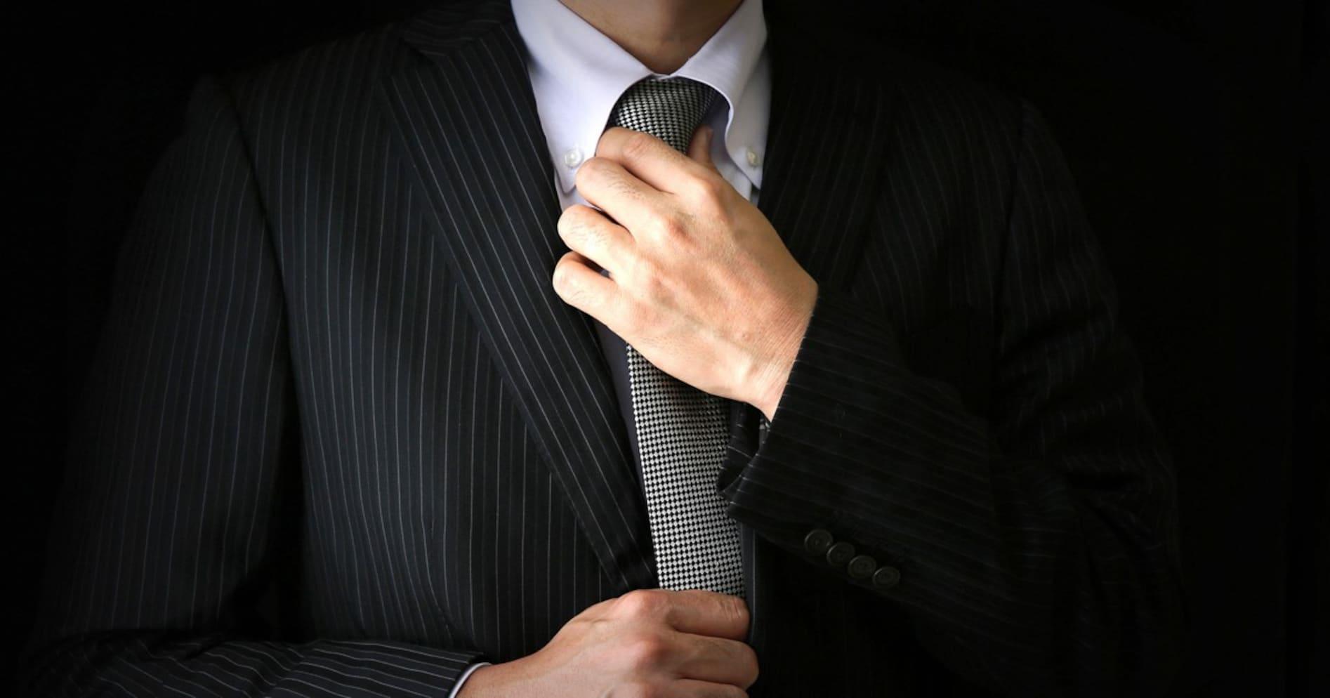 せっかくネクタイしてきたのに「はずしてください」!? 日本人はネクタイに過剰に反応しすぎ…