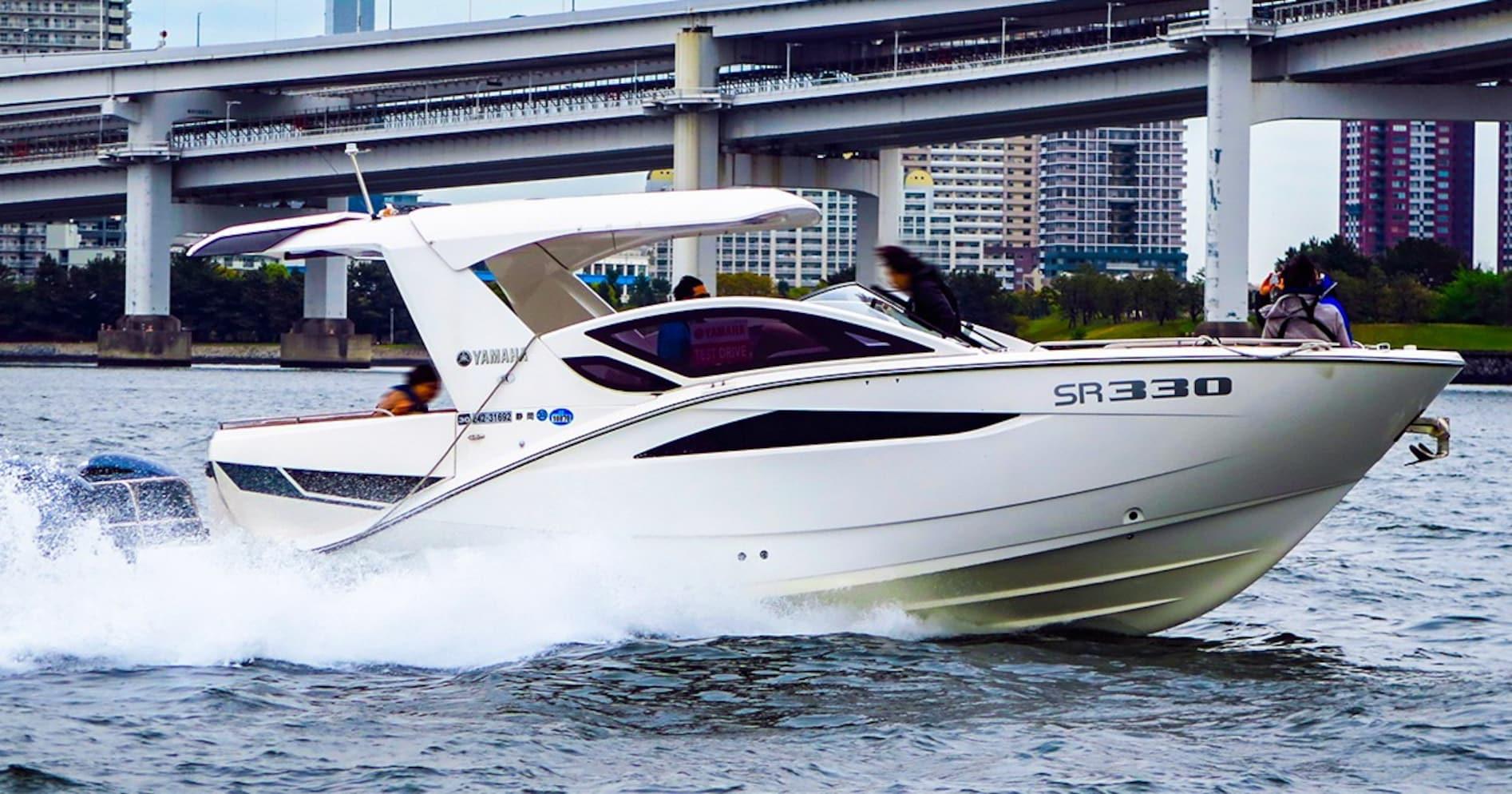 カーシェア、ルームシェアの次は「ボートシェア」。一般庶民がボートレジャーを楽しむ時代の到来!?