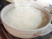 失敗しない土鍋ご飯の炊き方