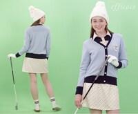 レディースのゴルフ用セーターの着こなしとおすすめ10選 - PICUP(ピカップ)