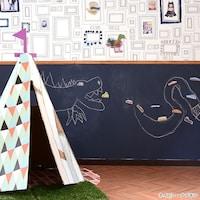 黒板塗装(ブラックボードペイント)のDIY実例とおすすめ塗料 - PICUP(ピカップ)