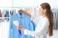 衣類スチーマーおすすめ人気ランキング|ワイシャツやスーツのシワをハンガーにかけたまま伸ばす! - Best One(ベストワン)