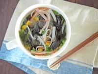 包丁まな板お鍋不要!お湯を注ぐだけの簡単中華スープ All About