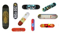 スケートボードデッキのおすすめ人気商品17選 サイズなどの選び方をご紹介!インテリアとしても使える - Best One(ベストワン)