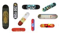 スケートボードデッキのおすすめ人気商品17選|サイズなどの選び方をご紹介!インテリアとしても使える - Best One(ベストワン)