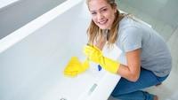 お風呂掃除のやり方とは?