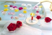 アロマオイル(精油)を使った入浴剤の作り方 [アロマテラピー] All About