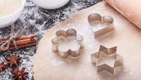 クッキー型おすすめ人気ランキング18選|手作りクッキーを可愛く!キャラクターやおしゃれなものも!