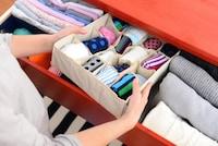 引き出し仕切りのおすすめ人気ランキング9選 洋服、食器をきっちり整頓!
