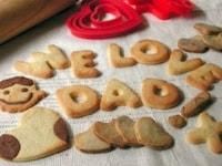 簡単!型抜きクッキーの作り方・レシピ