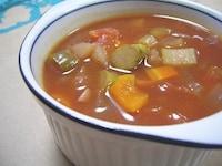 大人のための9品目野菜入りミネストローネ [毎日の野菜・フルーツレシピ] All About