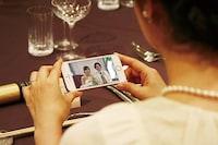 結婚式の新しいサプライズ演出!席札のQRコードをスマホやタブレットで読み取るとメッセージ動画が見られるサービス「ショートBOX」をリリース! - All About NEWS