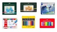 色鉛筆おすすめ人気ランキング21選|12・24・36色セットから、イラストやアートにも使える100色以上のものも!収納ケースも紹介!