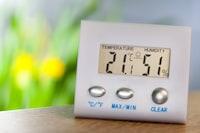 温湿度計おすすめ人気ランキング9選|注意報が表示されるものも! - Best One(ベストワン)