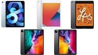 【2021】iPadおすすめモデルを比較|Pro・Air・miniの違いや選び方を徹底解説! - Best One(ベストワン)