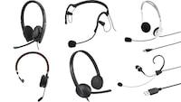 USBヘッドセットおすすめ人気ランキング23選|Web会議などビジネス向きの片耳型や良コスパモデルも! - Best One(ベストワン)
