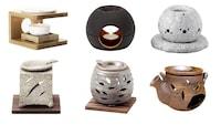 茶香炉のおすすめ人気ランキング15選と使い方 電気式も!おしゃれな陶器やガラス製のものも紹介! - Best One(ベストワン)