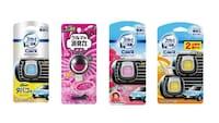 エアコン取り付け型の車用消臭芳香剤5選 おしゃれなデザインや丸型も!気になる臭いを一掃 - Best One(ベストワン)