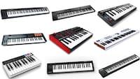 MIDIキーボードおすすめ人気ランキング25選 49鍵・66鍵・88鍵などを紹介!KORGの25鍵盤も! - Best One(ベストワン)