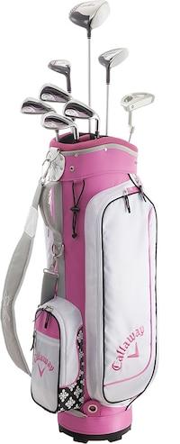 レディースのゴルフクラブセットの詳しい選び方と人気商品はこちら!