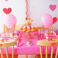 ハートづくしのバレンタインパーティー