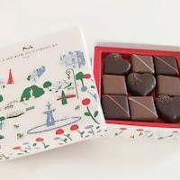 王道のバレンタインチョコレート集めました