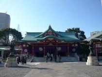 アクセスしやすい縁結び神社、東京恋愛パワースポット