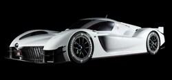 TOYOTA GAZOO Racingが初公開した「GRスーパースポーツコンセプト」