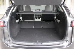 パワーリフトゲートのメーカーセットオプションをガソリンエンジン車にも拡大することで、使い勝手も高められている