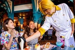毎年好評の「サンジの海賊レストラン」もあります 画像提供:ユニバーサル・スタジオ・ジャパン