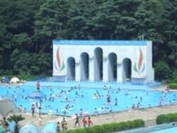 さいたま水上公園の「小型変形プール」