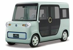 「DN PRO CARGO(ディーエヌ プロカーゴ)」は商用バンであり、EVというコンセプト
