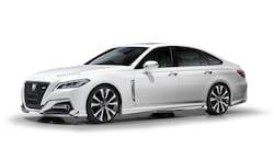 モデリスタ(トヨタモデリスタインターナショナル)が出展する次期クラウンのコンセプトカー