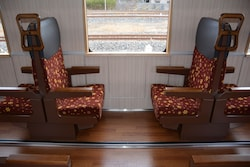 2人用ボックス席