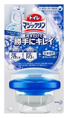 トイレマジックリン トイレ用洗剤 流すだけで勝手にキレイ ブーケの香り 本体 80g