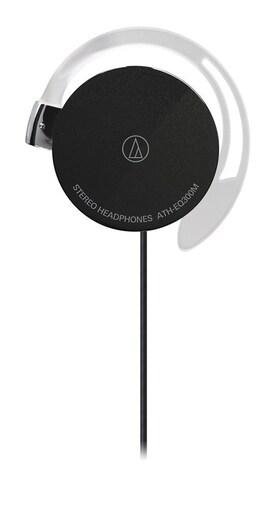 耳かけ型イヤホン (ブラック) ATH-EQ300M BK 1.2mコード