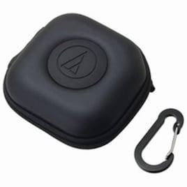 オーディオテクニカ ヘッドホンキャリングケース(ブラック)audio-technica AT-HPP300 BK