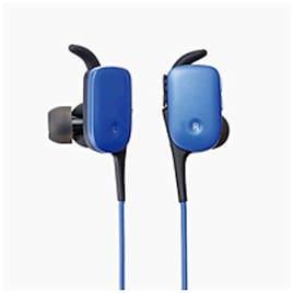 Bluetooth対応 [防水仕様] カナル型イヤホン (ブルー) LBT-HPC11WPBU