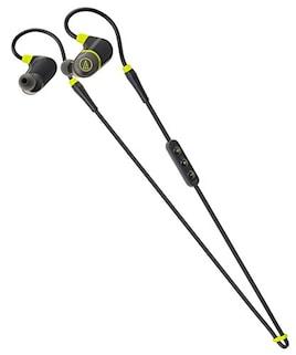 audio-technica SONICSPORT カナル型ワイヤレスイヤホン 防水仕様 スポーツ向け ブラック ATH-SPORT4 BK