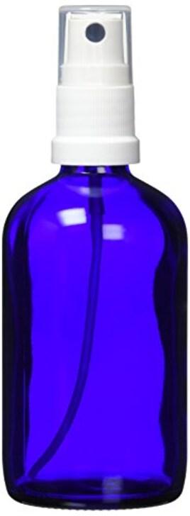 ease 保存容器 スプレータイプ ガラス 青色 100ml