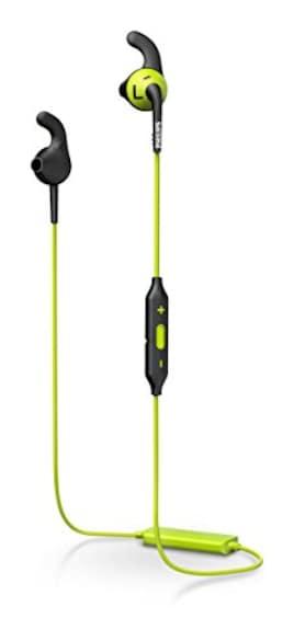 PHILIPS SHQ6500 Bluetoothイヤホン インイヤー/防滴/スポーツ対応 ライム SHQ6500CL 【国内正規品】
