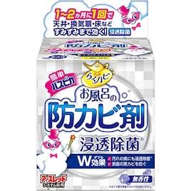 アース製薬 らくハピ お風呂の防カビ剤 無香性
