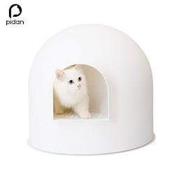 pidan 猫トイレ 本体 スコップ付き ドームタイプ 大きい 雪屋 消臭抗菌 散らかりにくい 7kgまでの猫用