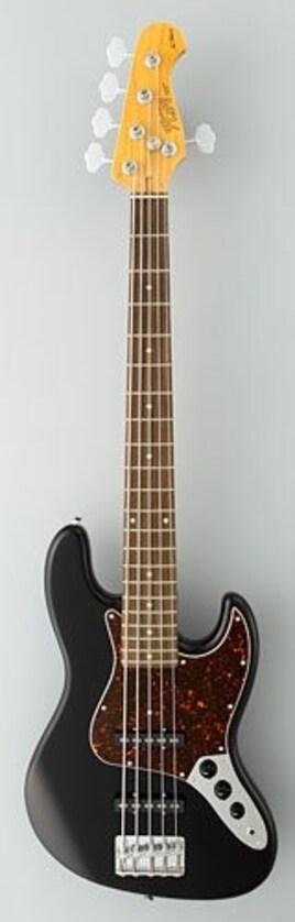 Fujigen / Neo Classic Series NJB100V Black フジゲン 5弦ベース