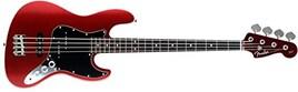 Fender フェンダー エレキベース AERODYN JAZZ BASS OCR
