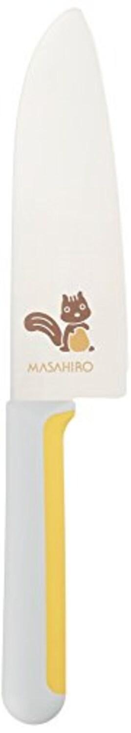 正広(マサヒロ) こども包丁 りす(幼児向き) 右きき用 24348