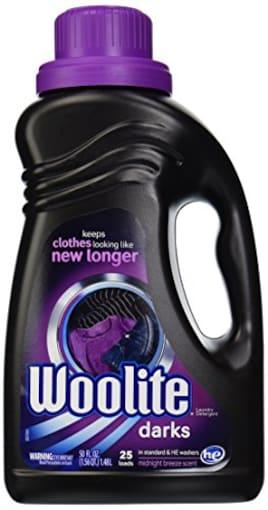 ウーライト ダークケアリキッド 暗色系 おしゃれ着洗い 洗濯洗剤 1.48L