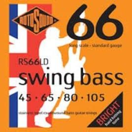 ROTOSOUND ROT-RS66LD swing bass (45-105) ロトサウンド エレキベース弦【国内正規品】